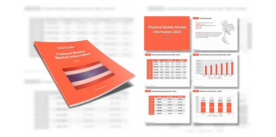 Thailand Mobile Market Information Q2 2013