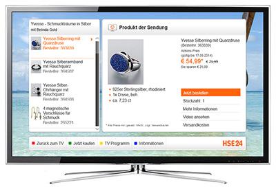 HbbTV-E-commerce