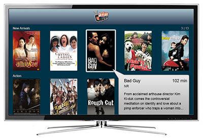 HbbTV Video-on-demand