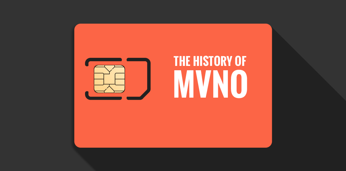 The History of MVNO