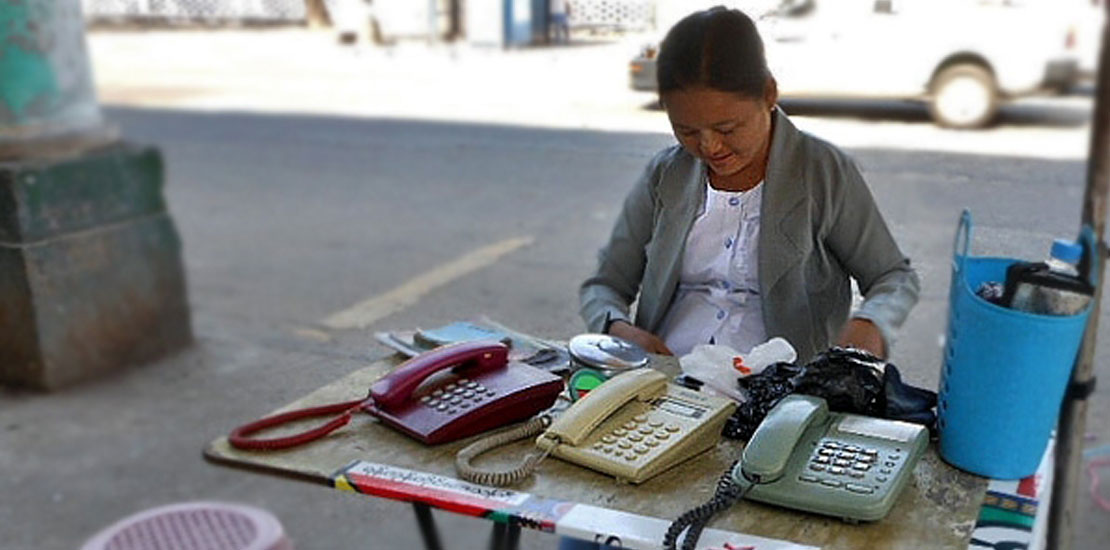 Myanmar's two telecom licences goes to Telenor and Ooredoo