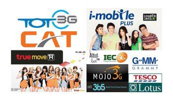 Thailand's MVNO Market 2013