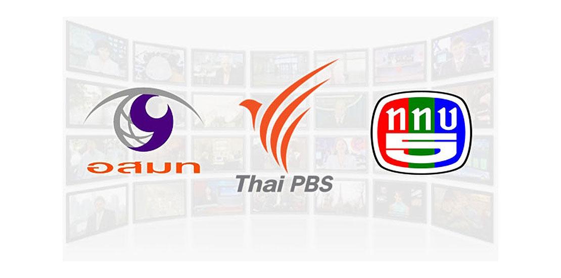 Thailand's digital TV channels selects network operators