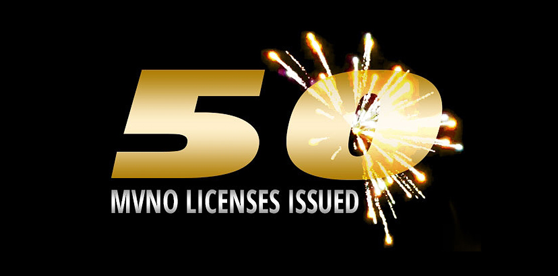 50 MVNO licenses issued in Thailand