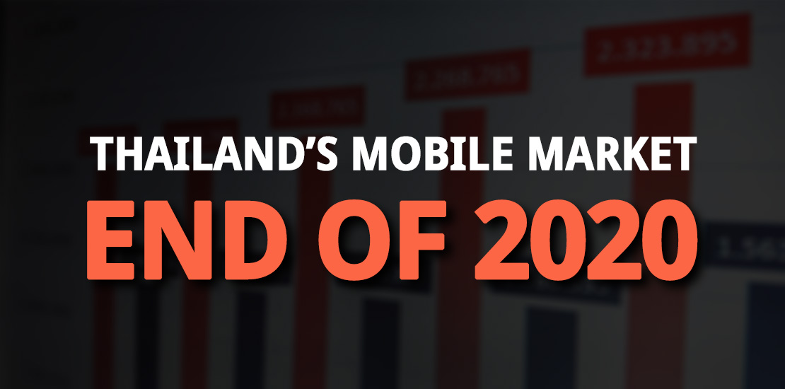 Thailand's Mobile Market End of Year 2020