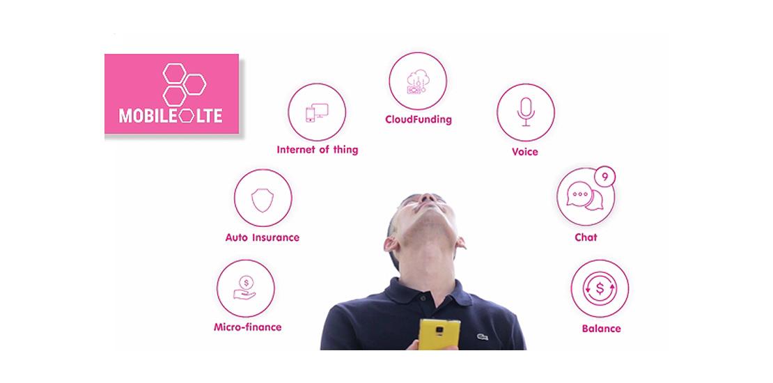 Newcomer MVNO Mobile LTE