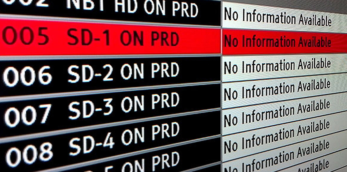 A month of Digital TV broadcasting trials has passed in Thailand