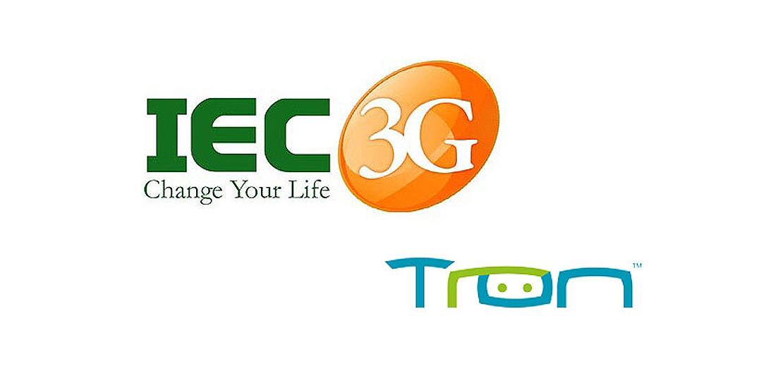 MVNO IEC3G is now MVNO Tron IEC3G