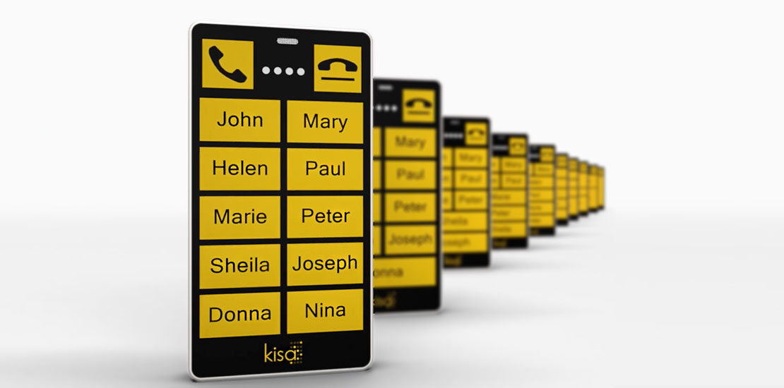 The KISA phone and the KISA MVNO service